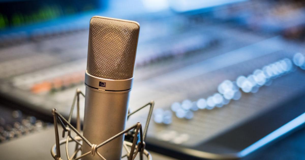 Microfoons geschikt voor het maken van video's