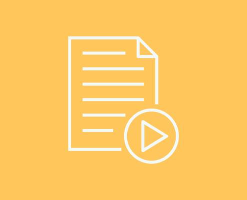 Lees hoe je een script kan schrijven voor je eigen cursus