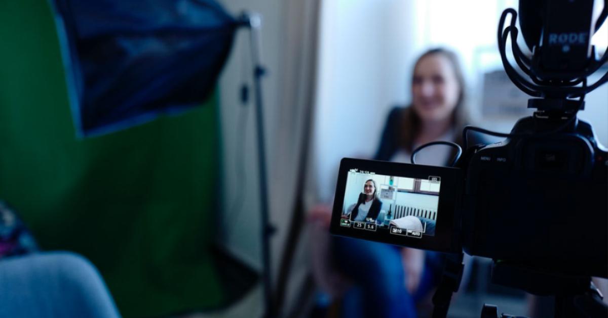 Maken van video's voor jouw online cursus