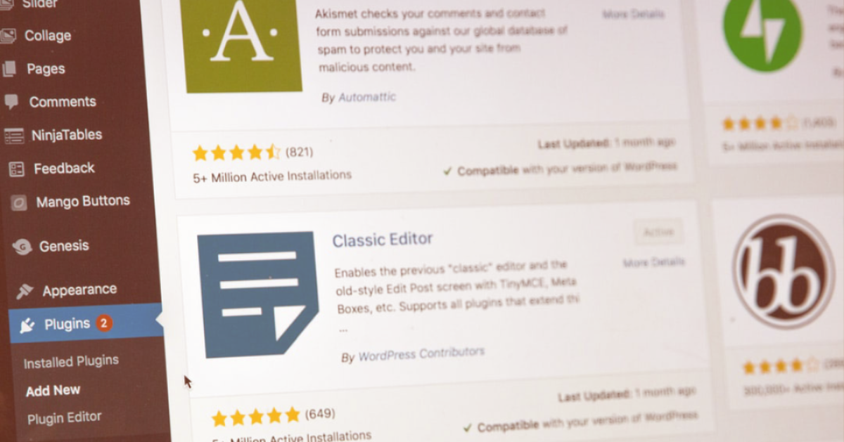 Cursussen verkopen met een WordPress Membership Plug-In