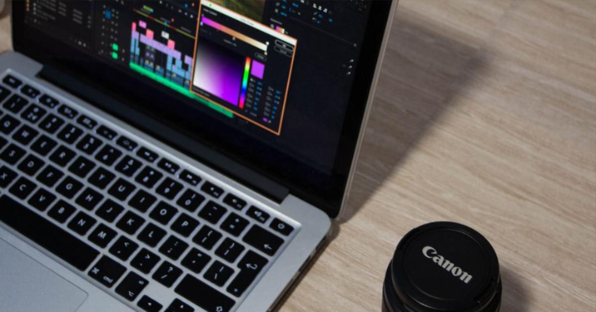 Software geschikt voor het maken van video's