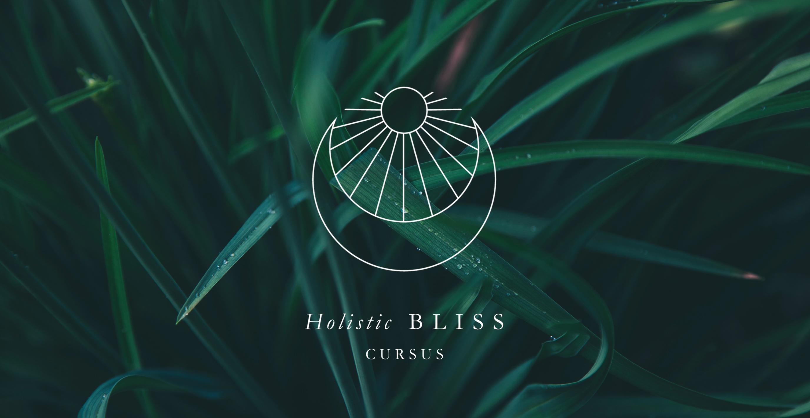 Achtergrond Holistic Bliss