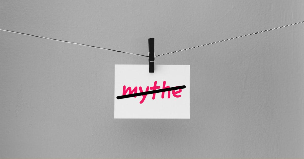 3 Mythes over het maken van online cursussen ontkracht