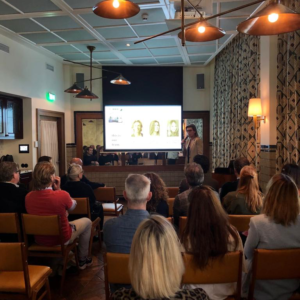 Fashion-Tech Masterclass for C-level in Soho House