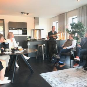 Pontsteiger Sessie with artists Zuijderwijk - Vergouwen