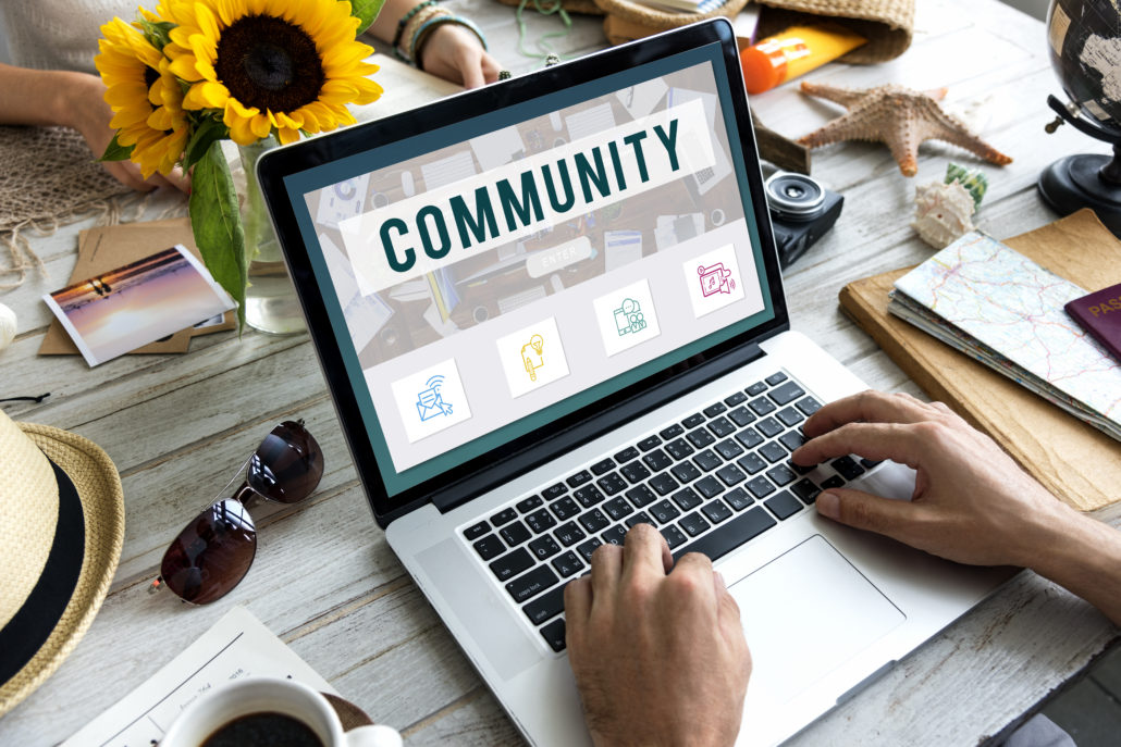 community bouwen cursus