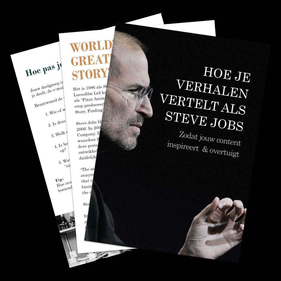 Steve Jobs Storytelling Ebook