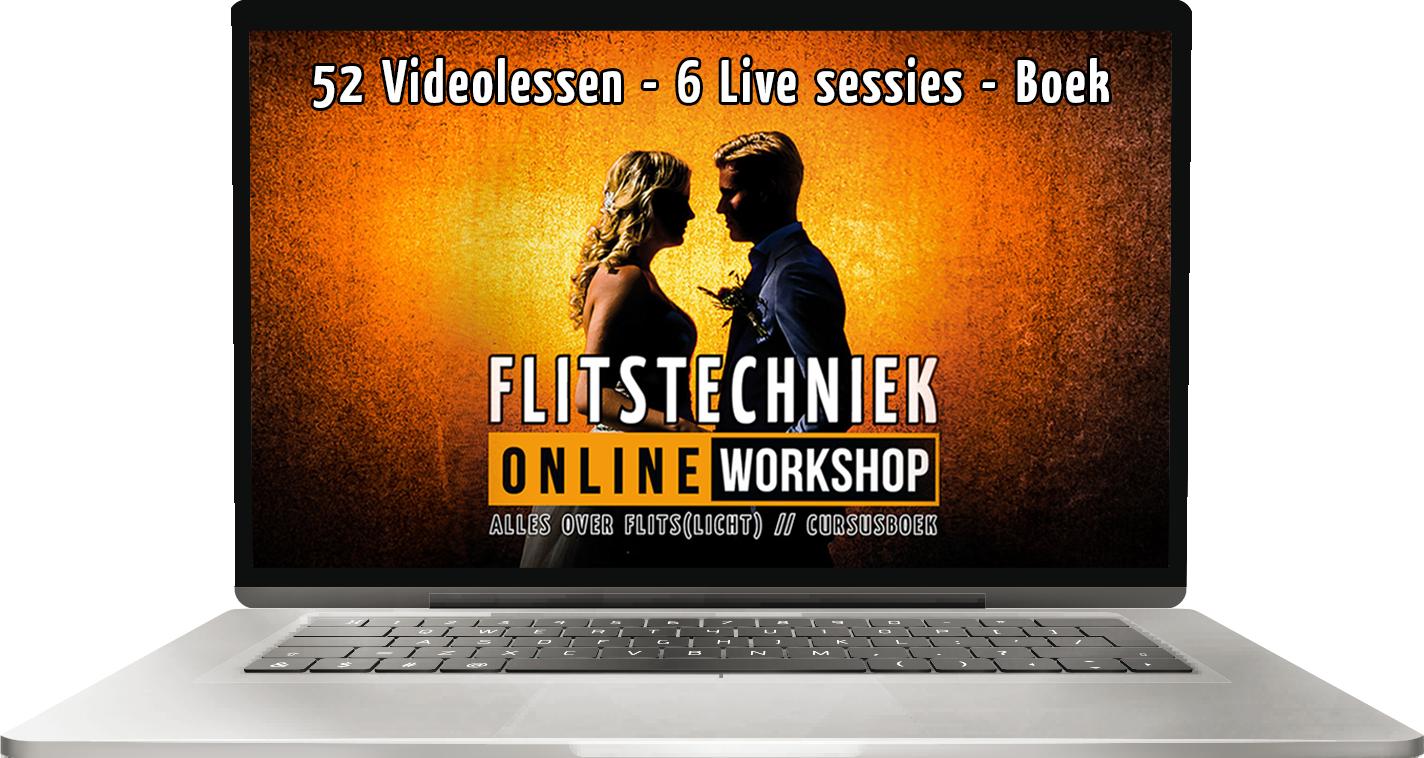 Online workshops Flitstechniek