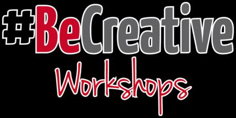 #BeCreative Online Workshops Fotografie en Flitstechniek
