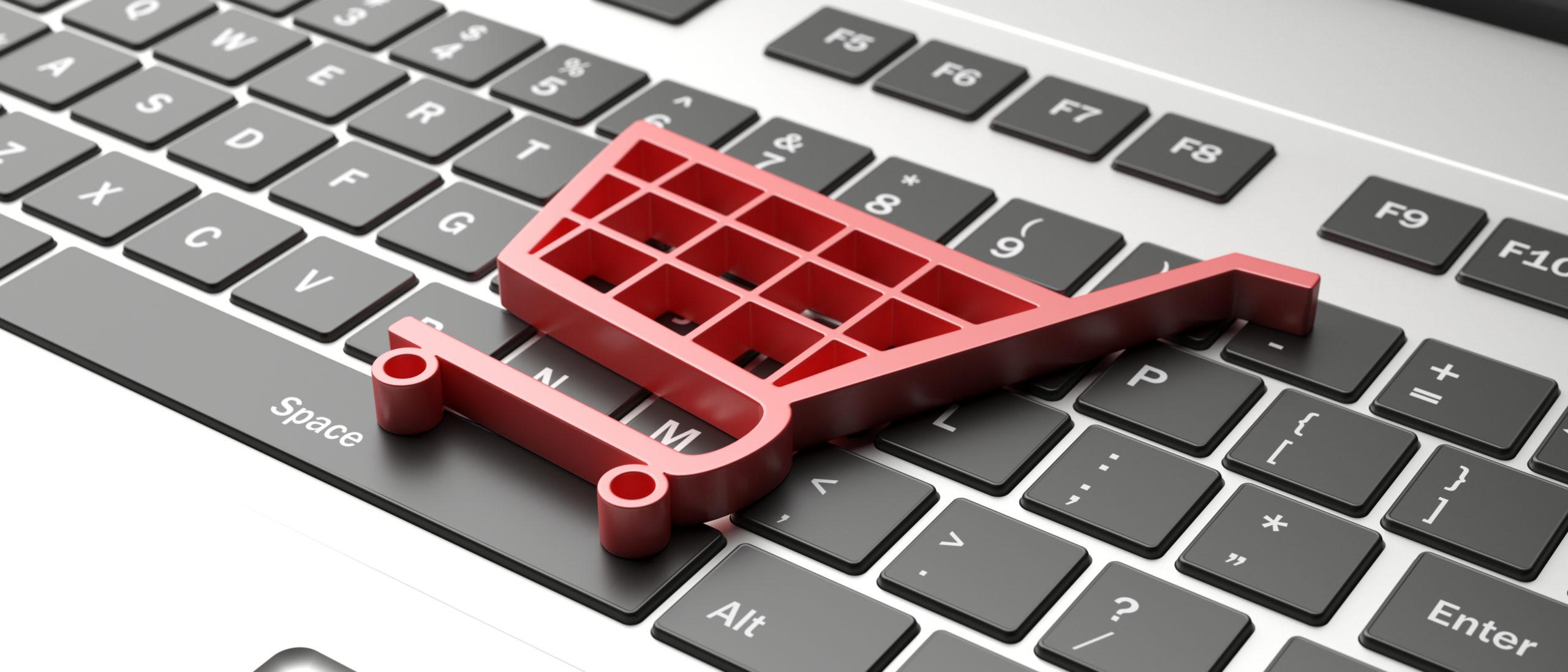 Een webshop toevoegen aan je je online leeromgeving