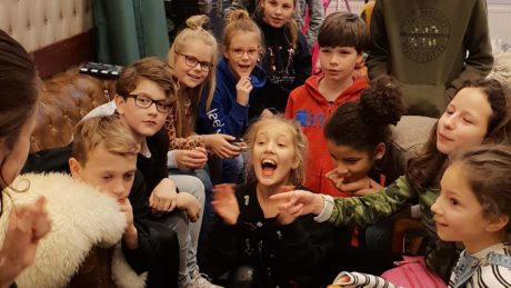 Kinderpartijtje vloggen en TikTok