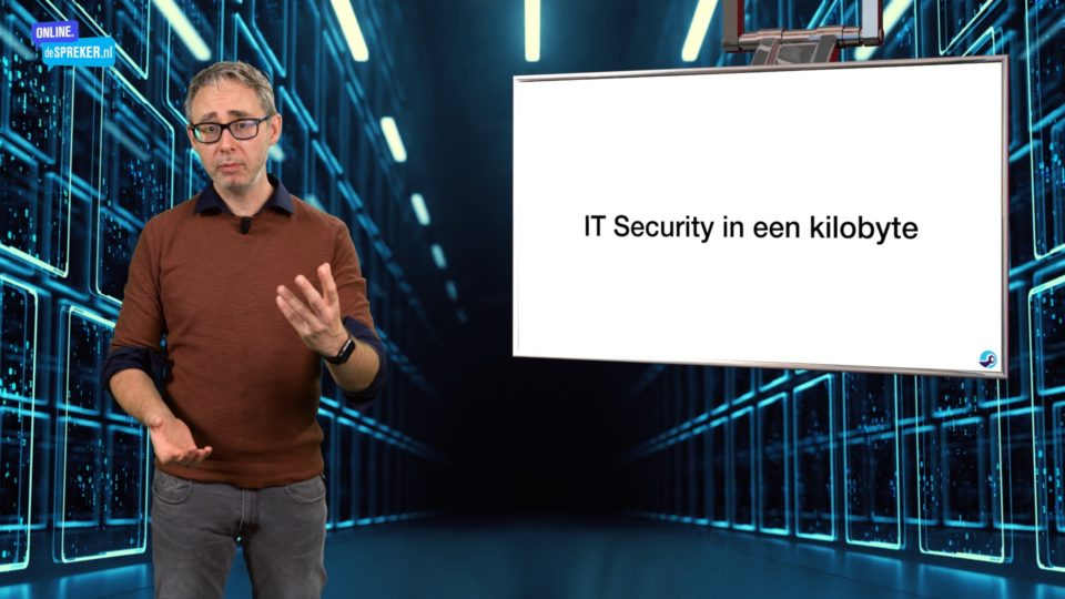 jochen den ouden it security cursus