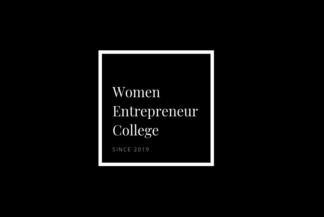 Women Entrepreneur College