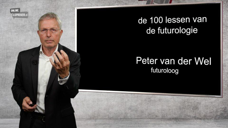 cursus futurologie