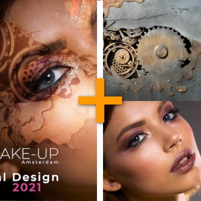 Leer werken met lagen en laagmaskers voor het betere fotoshopwerk met Gimp