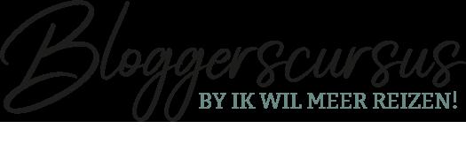 Bloggerscursus