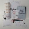 Frequentie Box, verhoog jouw frequentie, schrijf je vol liefde, leuk dagboek, leuke schrift, lepeltje liefde