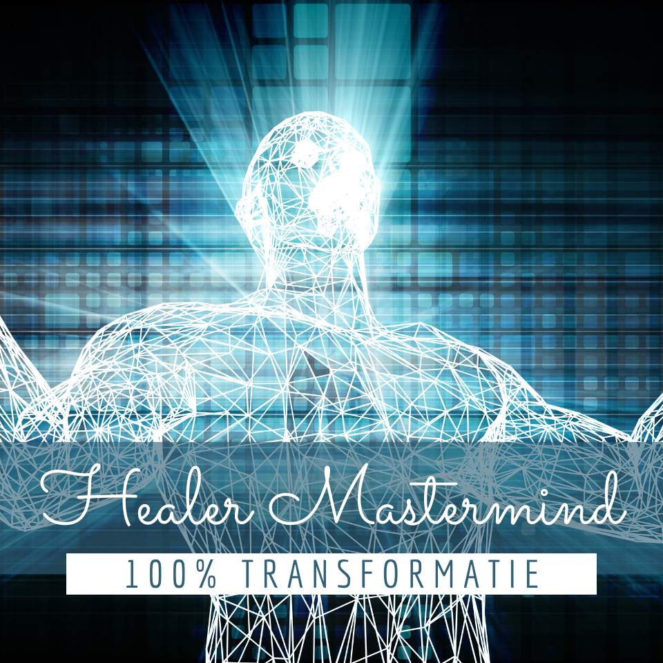 Healer Mastermind, Marieke Bertens, licht-healing, voor volledige transformatie van jezelf.
