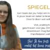 Spiegels, Marieke Bertens, leren manifesteren en jouw realiteit omdraaien naar beter.