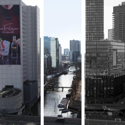 Leer een foto in twee delen bewerken met Gimp