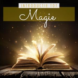 Magie, een introductie tot witte magie op hedendaagse wijze.