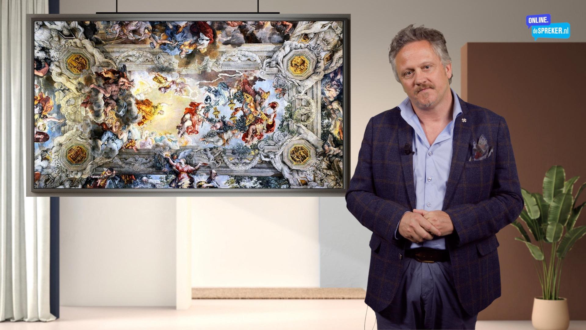 Kunst als venster op de bezielde kadans van de wereld