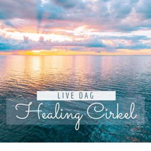 Helende dag in therapeutische setting met gesprekken, healing, meditatie en muziek
