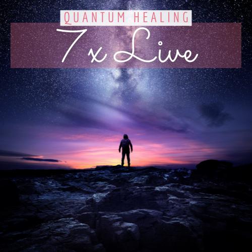 7 diepgaande transformatieve healing sessies in veilige groep die het beste in jou naar boven halen.
