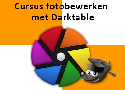 cursus fotobewerken met darktable